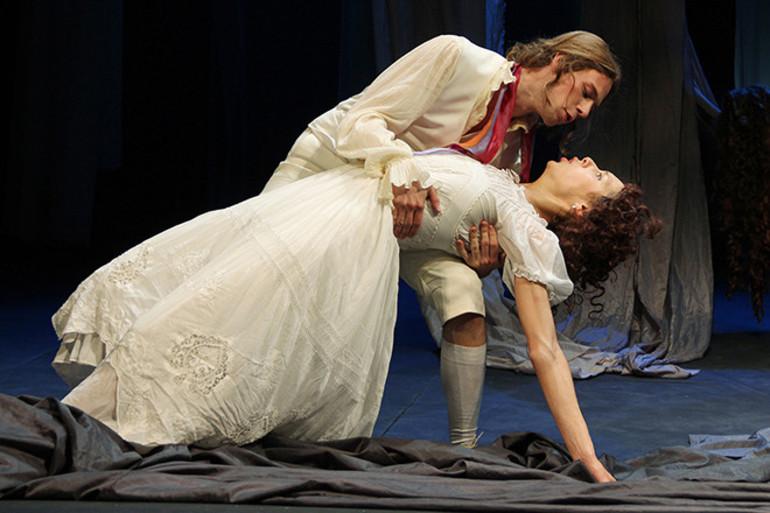 Карьера в театре ирины горбачевой
