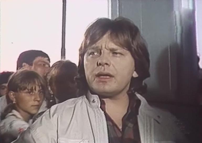 Роли в кино Юрия Антонова