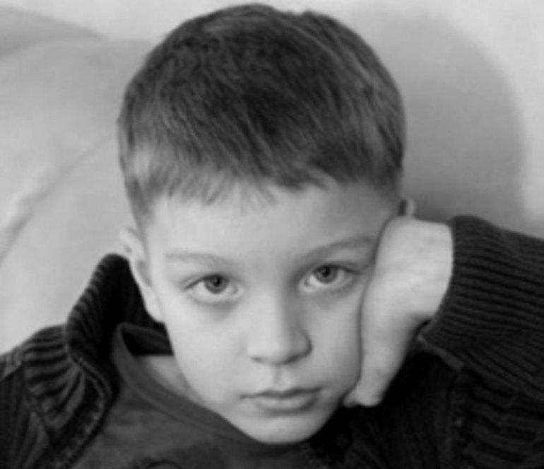 Детство Кирилла Сафонова
