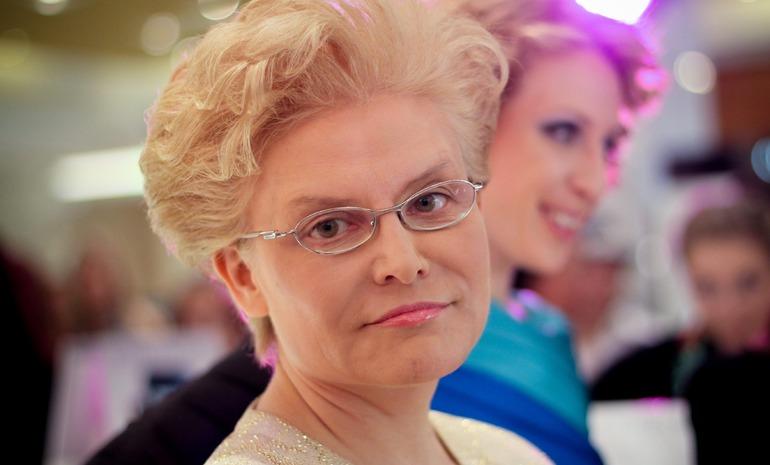 Елена Малышева биография