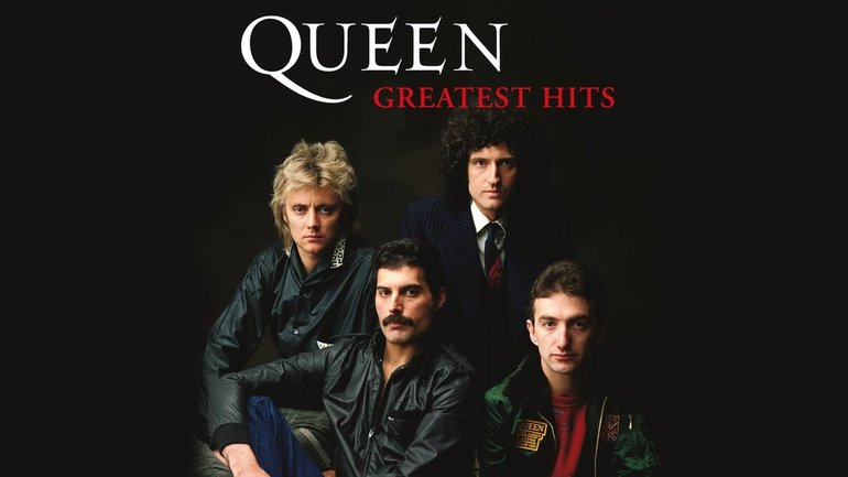 Альбом Queen's Greatest Hits,