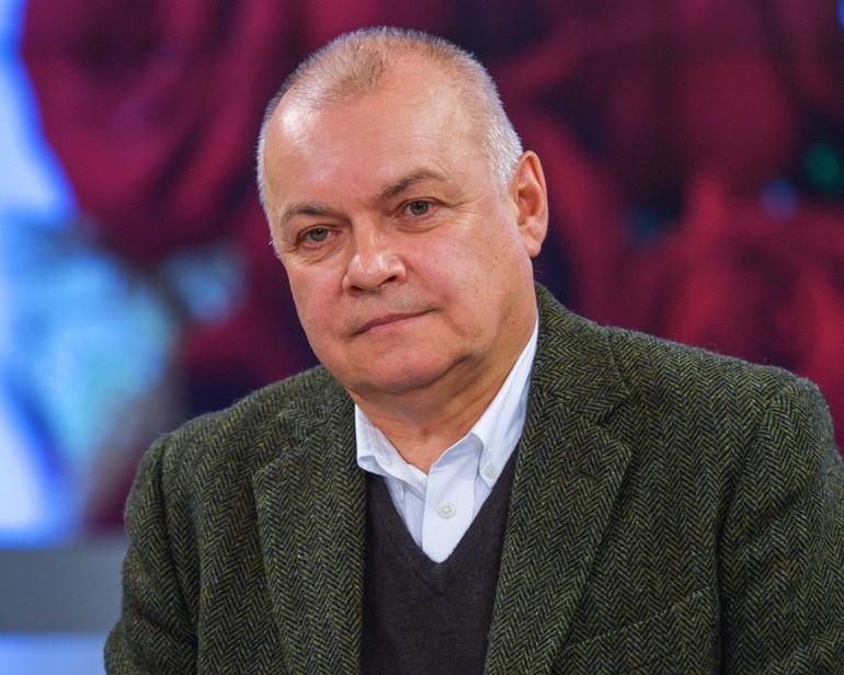 Интересные факты из биографии журналиста Дмитрия Киселева
