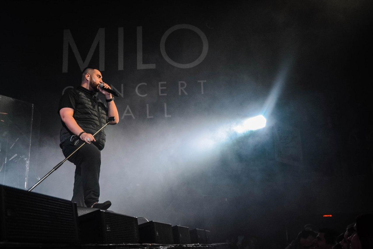 Jah Khalib на концерте