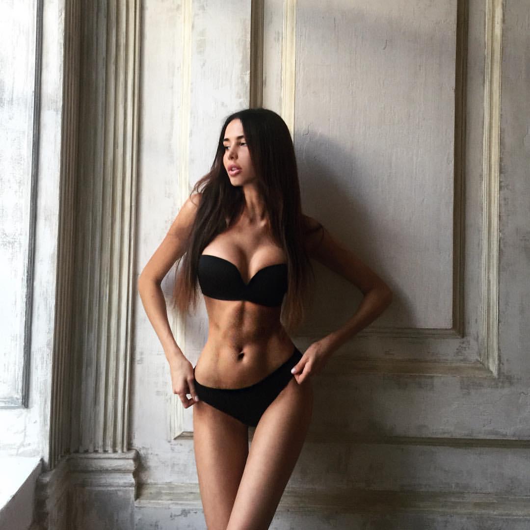 Анастасия Решетова горячие фото