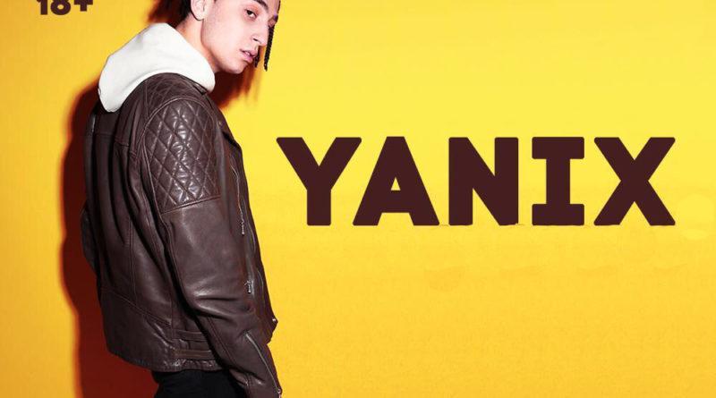 Яникс обложка