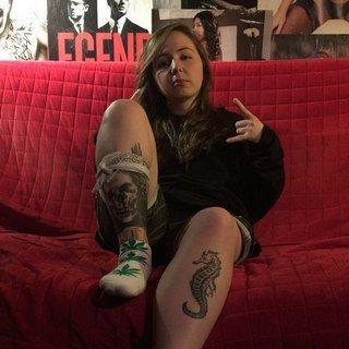 Mozee Montana татуировки