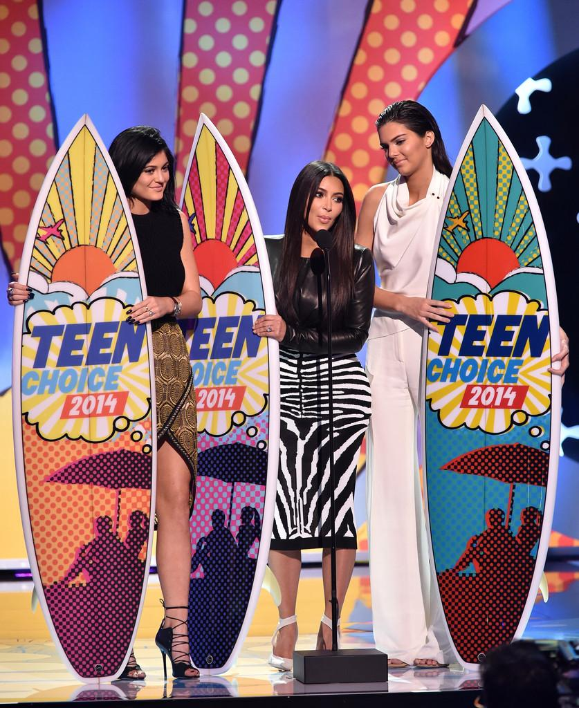 Teen Choice Awards Кайли Дженнер