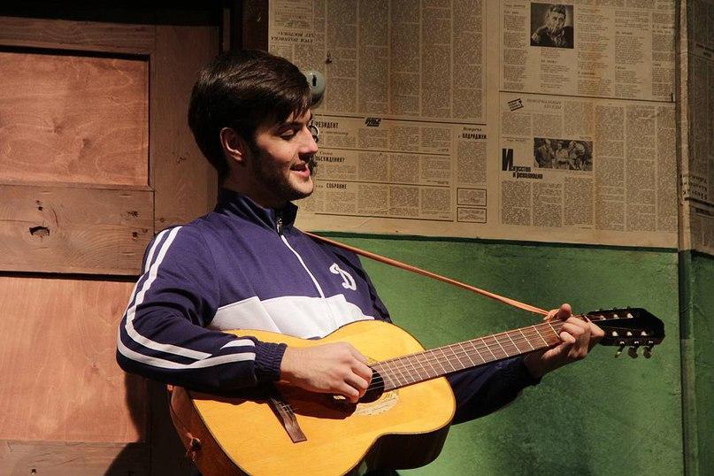 Олег Терновой в театре