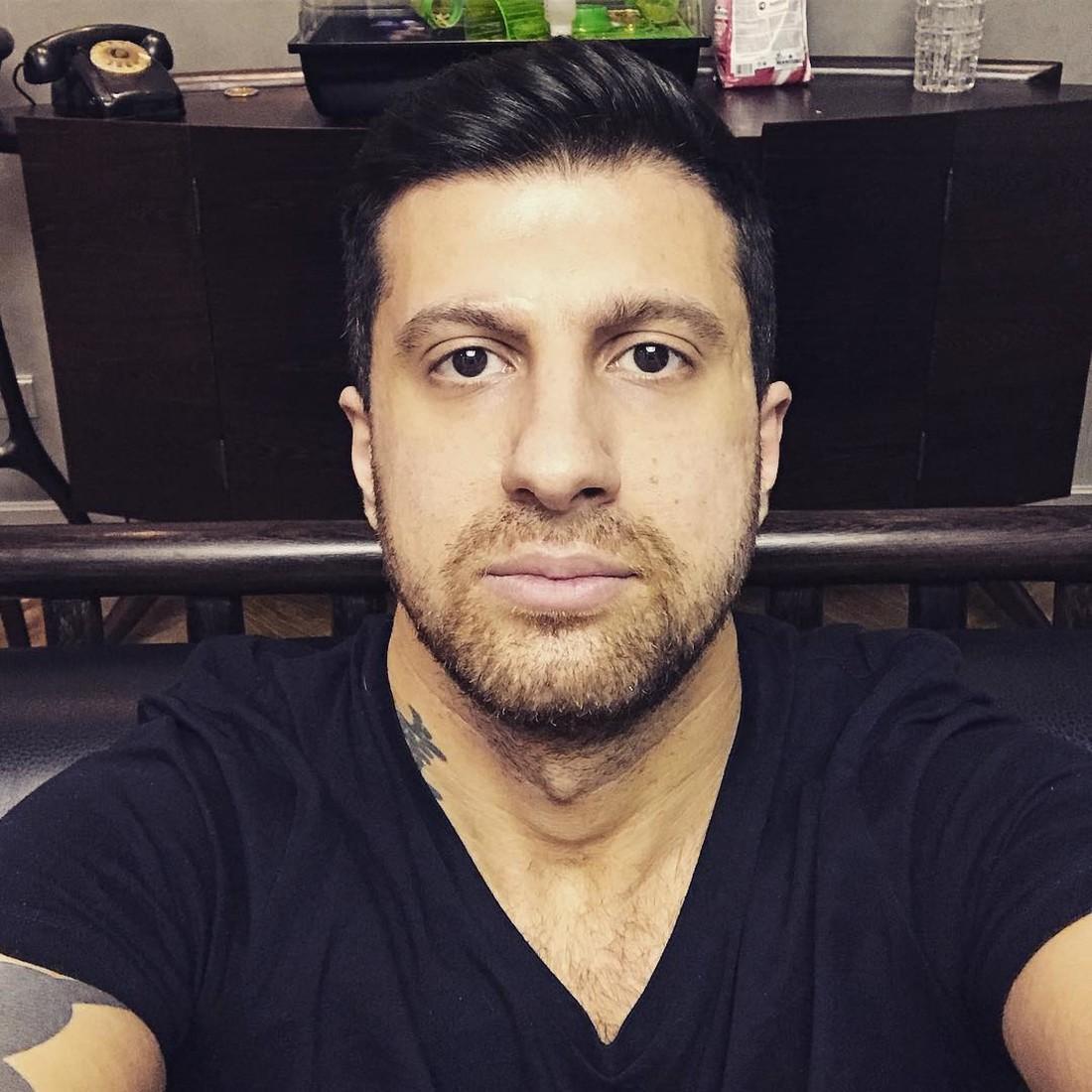 Амиран Сардаров биография