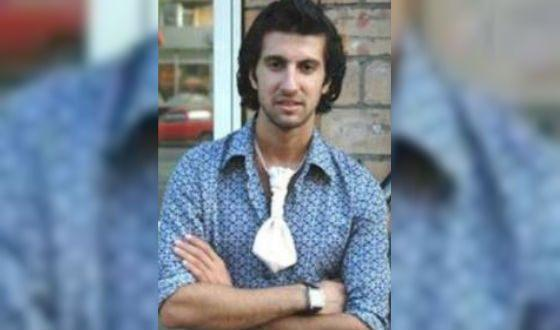 Амиран Сардаров до популярности в молодости