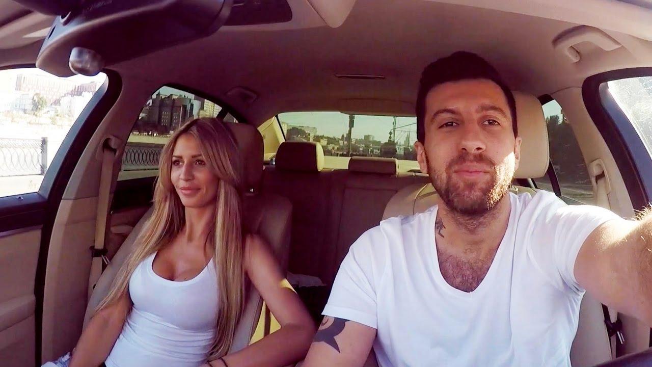 Амиран Сардаров и Екатерина Игоревна