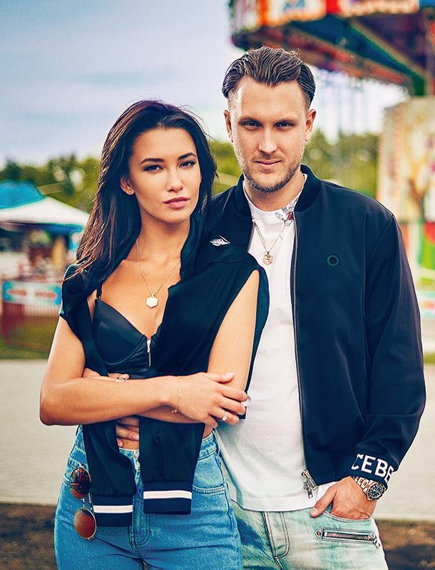 T-killah и Мария Белова