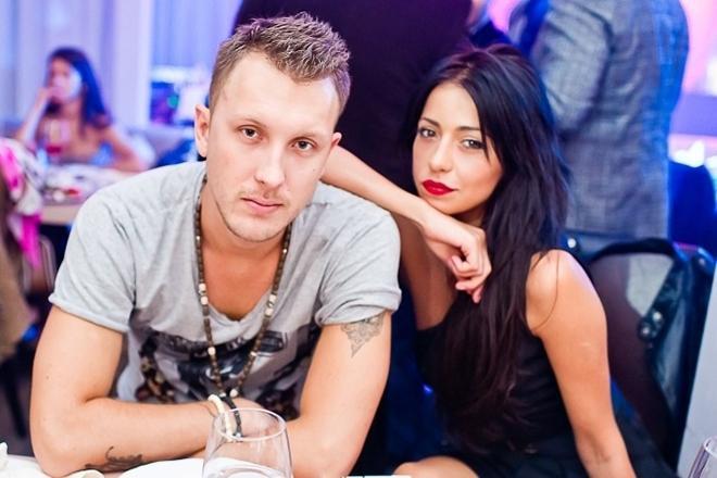 T-killah и Ольга Руденко