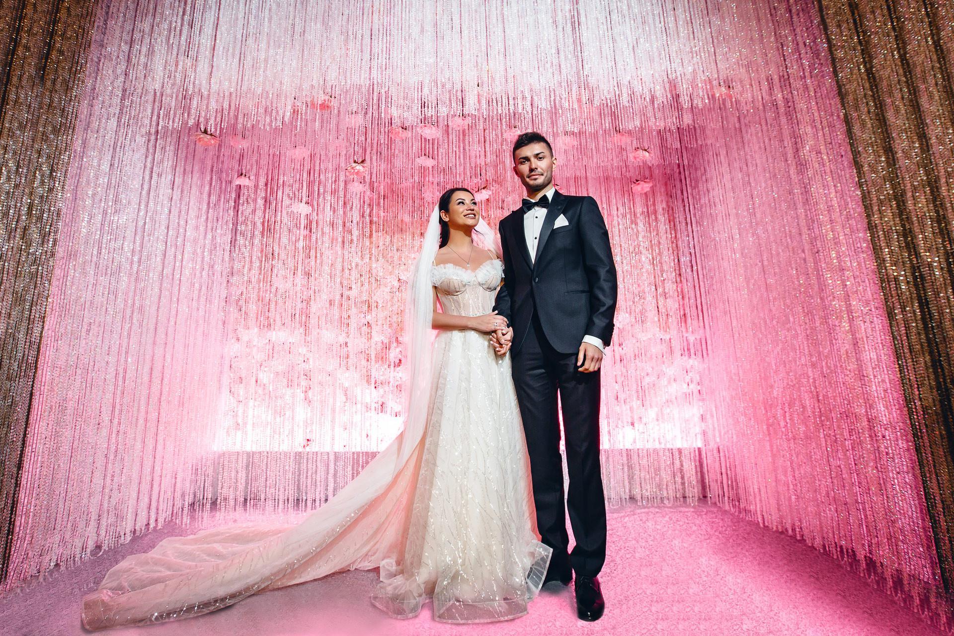 Ида Галич фото со свадьбы