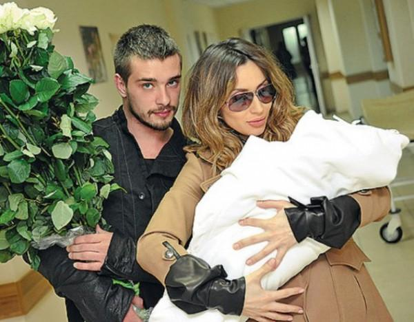 Светлана Лобода и её муж