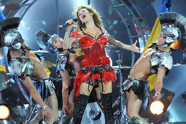 Светлана Лобода на Евровидении