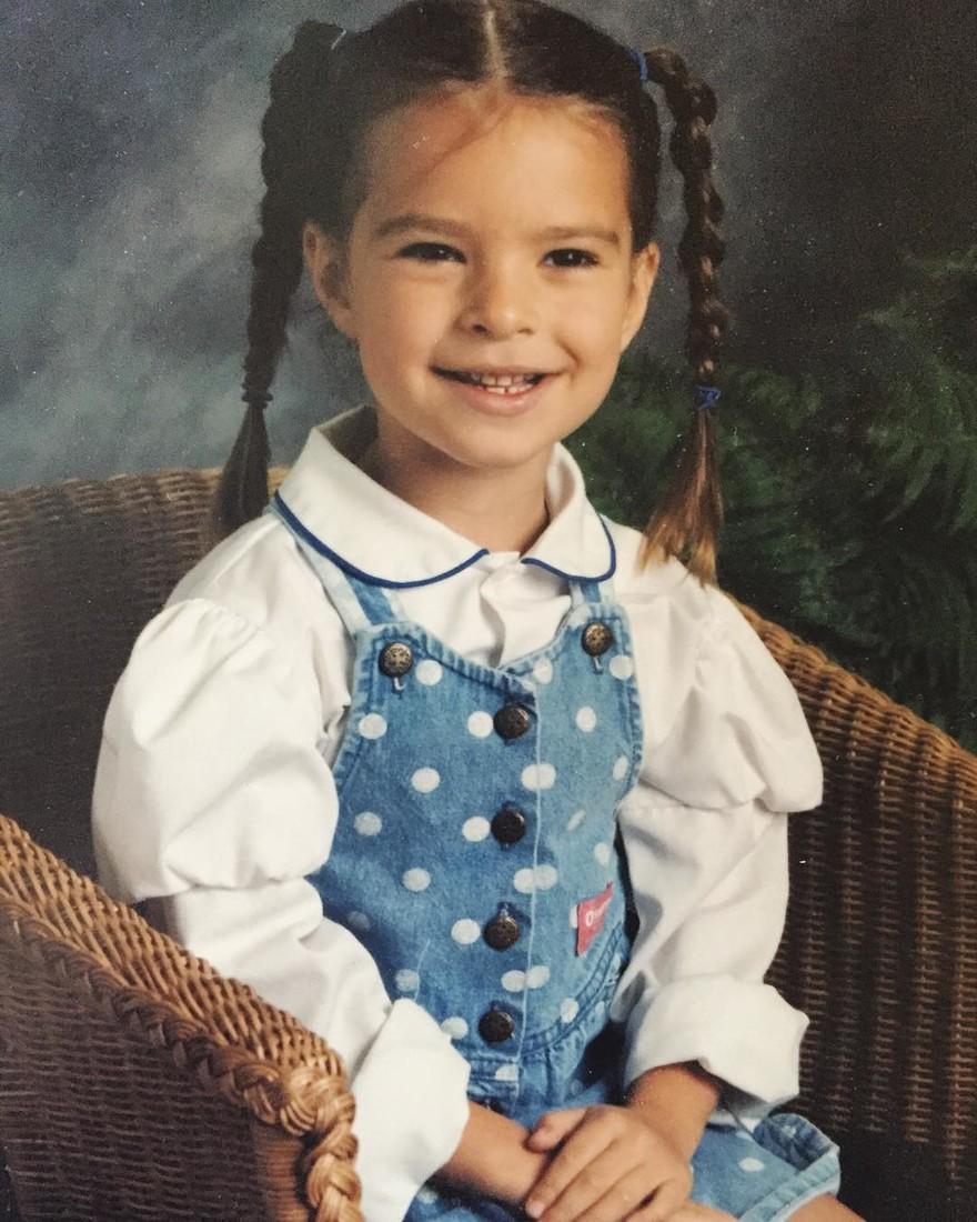 Эмили Ратаковски в детстве фото