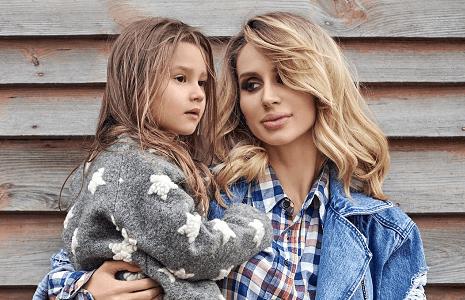 лобода и ее дочь