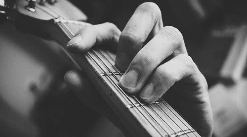 Тренировка пальцев для музыканта